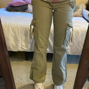 2000s Tommy cargo pants